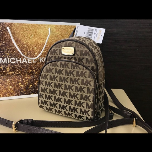 c7335082860fe3 Michael Kors Bags | 248 Abbey Backpack Mk Bag Handbag | Poshmark